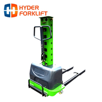 Wholesale China self lift stacker 193 kg trade self loading electric stacker