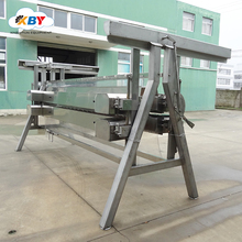 Chicken slaughtering machine/poultry slaughtering equipment/chicken slaughtering production line
