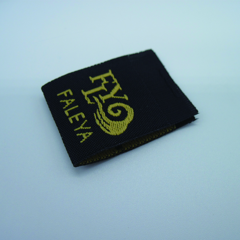 Centerfold Free Sample Custom Woven Clothing Labels Size Labels For