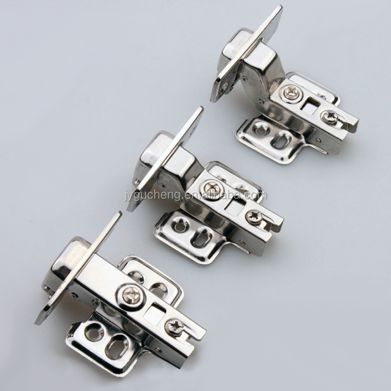 Stainless steel hydraulic hinge Bath room cabinet door scissor hinge