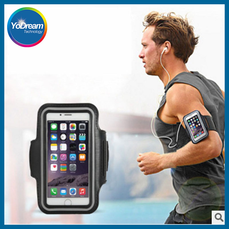 Washable Jog Sports Arm Band Gym Running Cover Case For Apple iPhone 5S 5 5C SE 6 6S 7 Plus Cases Holder Pouch Phone Case Capa