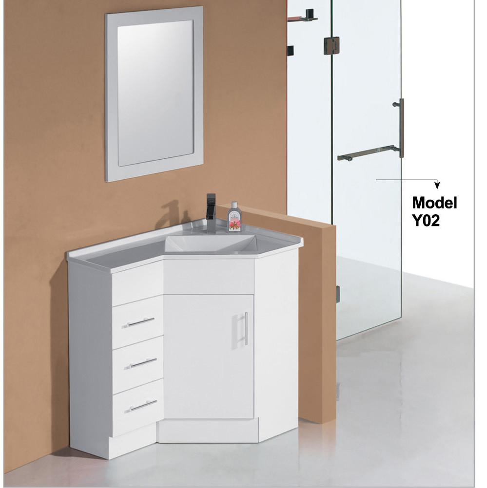 Mirror Basin Faucets Customerzied Pvc