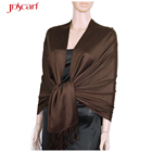 viscose cheap scarves shawl stoles and silk pashmina stole
