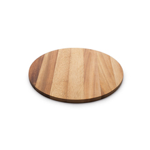 Wooden Round Pizza Cutting Board Food Serving Boards For Wholesale
