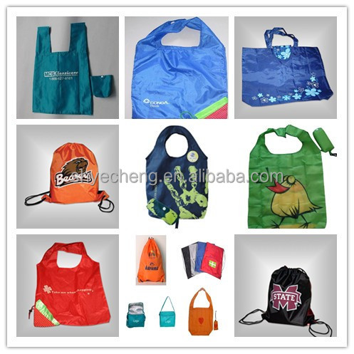 custom recycled waterproof recycled microfiber polyester bag
