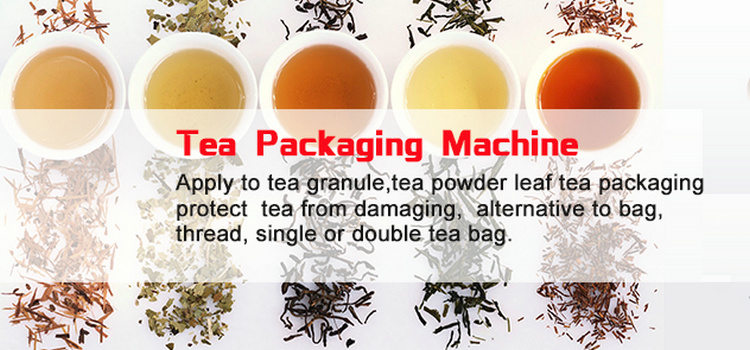 New Condition Automatic small tea bag packing packaging machine price