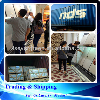 Global trading, Yiwu office with collecting foreign currency and tax refund service