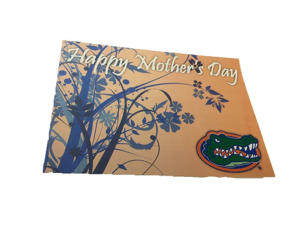 Florida Gators Mother's Day Card