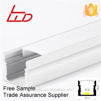 led aluminium behuizing voor led verlichting hittebestendig