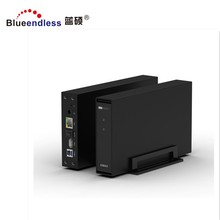 "Blueendless 3.5 ""USB3.0 BS-U35NF wifi NAS <span class=keywords><strong>hdd</strong></span> sever per 3.5 <span class=keywords><strong>hdd</strong></span>"
