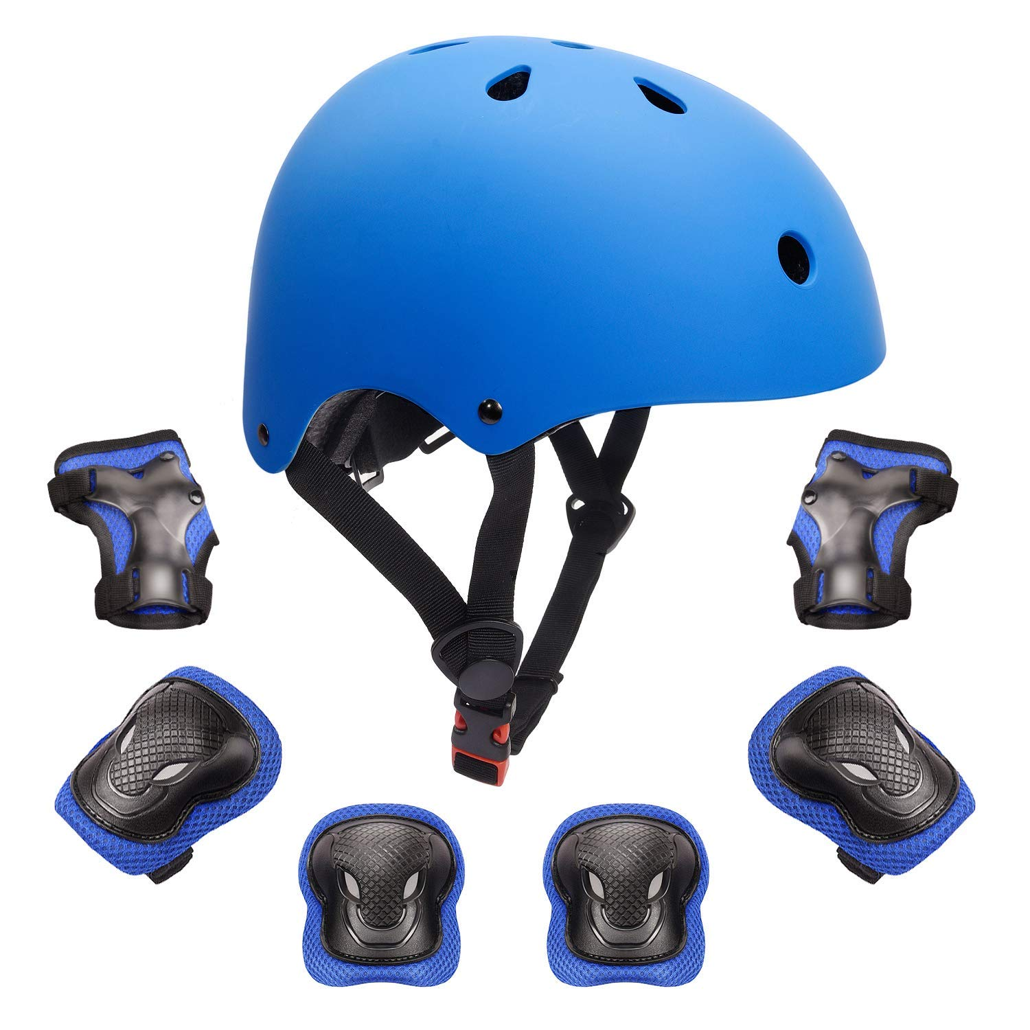 Kids Children Girls Bike Cycling Protective Scooter Skate Roller Safety LM