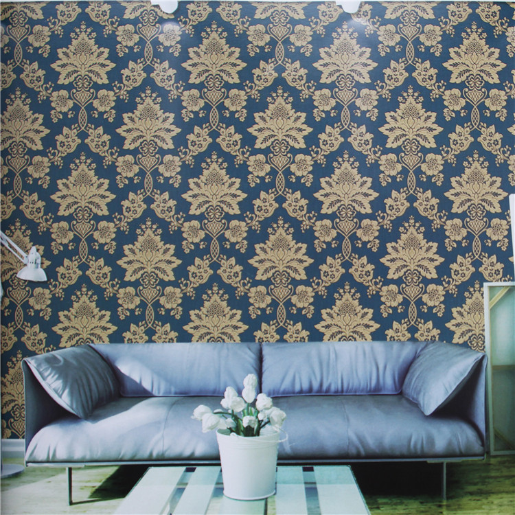 Modern Home Decor With India Style 3d Wallpaper Designs For Living
