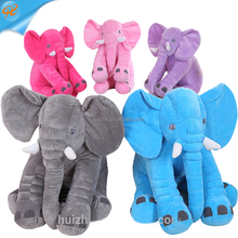 Cheap prices elephant pp cotton emoji pillow octopus plush animal toy
