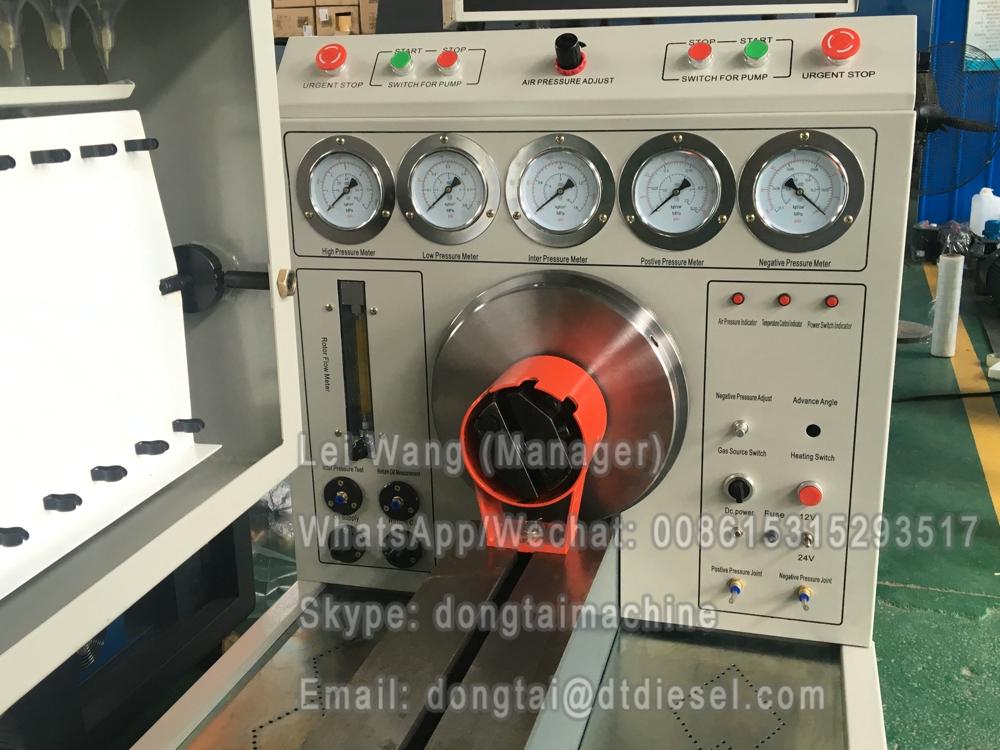 Hot Sale 12psdw Fule Diesel Injection Pump Test Bench