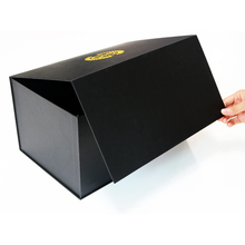 Hat packaging magnetic gift cardboard box manufacturers packing cap