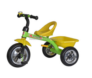 European Style Trike, Tricycle for Children /enfant with Feet Power three wheels bicycle with pedal and Eco-friendly Materials