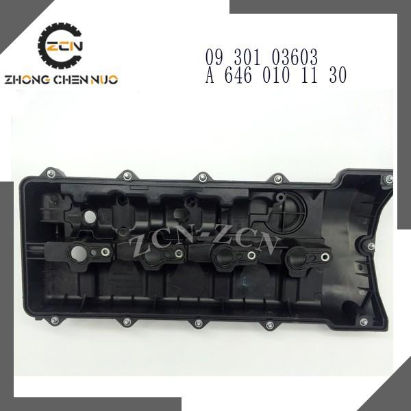 A 646 010 11 30 09 301 03603 High Quality Auto Valve Cover