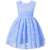 Summer Wedding Events Kids Princess Dresses Girls Children Down Dress Party Dress