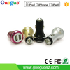 2017 New design Promotional portable 2 usb Car Charger for Laptop