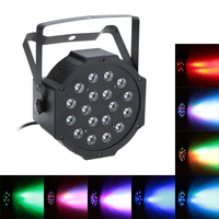 Aluminum Alloy LED Par RGBW DJ Projector Wash Lighting Stage Light