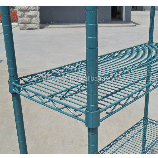 Hot Sale Green Chrome Wire Shelving For Bathroom Usage - Buy Heavy ...