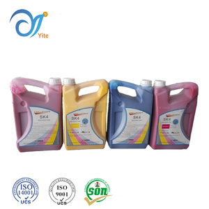 Original digital printing flex msds Challenger solvent based sk4 ink for infinity printer