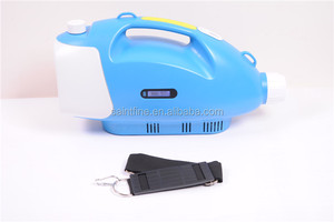 Plastic Battery-Powered wireless ULV Cold Disinfection fogger with 2.5L