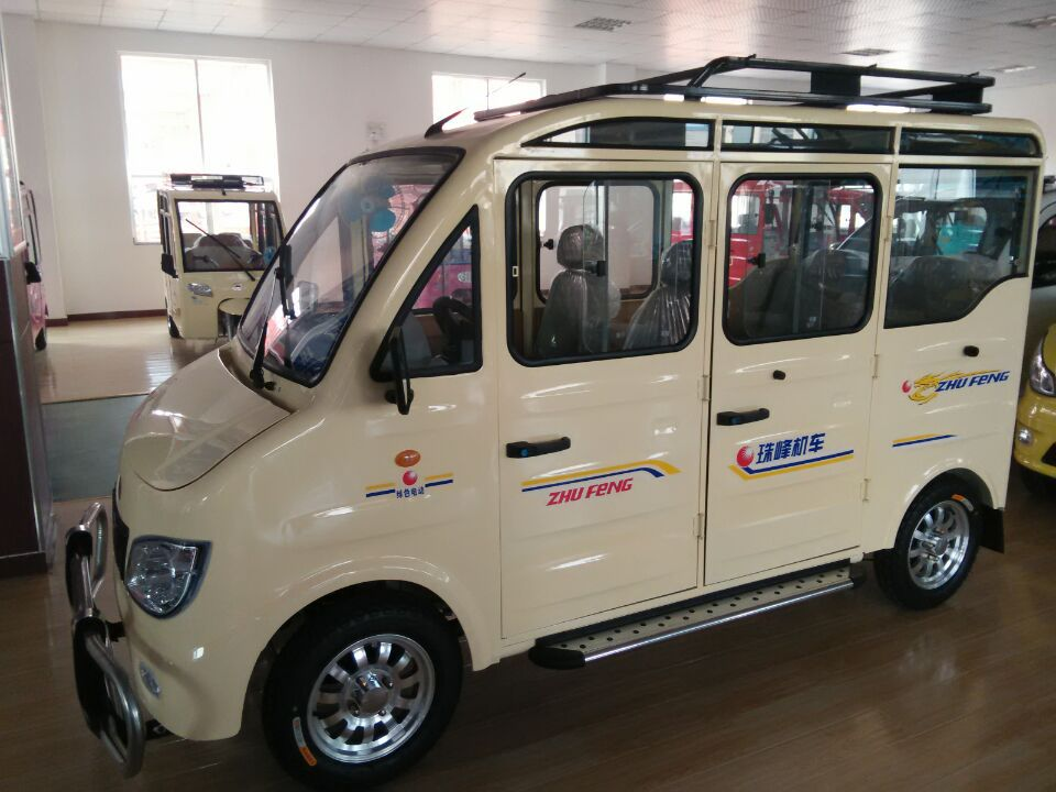 Good Quality Electric Passenger Car/van For Old People - Buy ...