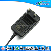 High Quality AC DC Wall Adapter 5V 2A Switch Power Supply With CE FCC RoHS