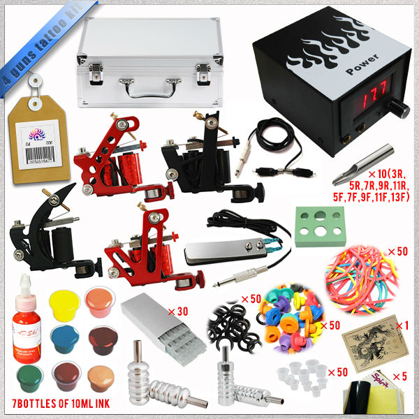 eyebrow tattoo pen kit tattoo machine set cosmetic kits for beginners complete tattoo kit set equipment