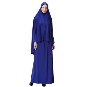 Wholesale Turkish Islamic Clothing Women Nice Istanbul Dresses Abaya Indonesia Designs Islamic Clothing 10 Colors DL2841