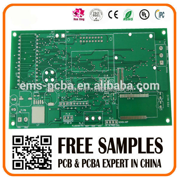 osp/gold plated/gold flash/godl immersion pcb board