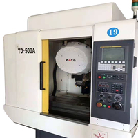 Used China TD-500A cnc High Speed drill and Tapping Center