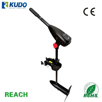 Outboard Electric Trolling Motor For Kayak Canoe And