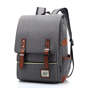Colorful College Multifunction Laptop Backpack Bags