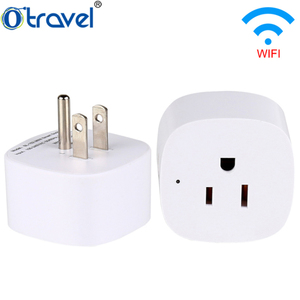 Smart Wi-fi plug socket wireless remote control adapter SL-152 with timer function