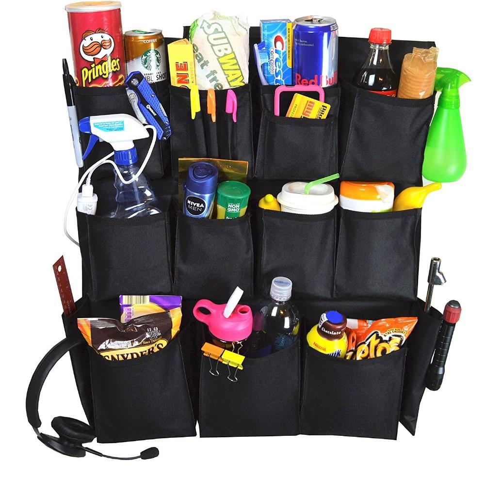 Truck Seat Organizer >> Multi Pockets Semi Truck Seat Armrest Organizer Buy Armrest