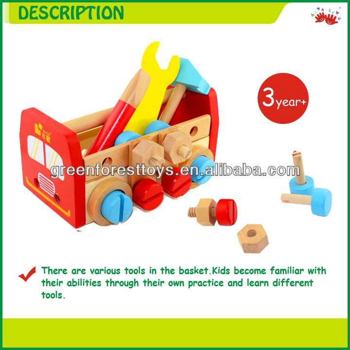 High Quality Pretend Play Toys for Kids Toy Mechanic Tool Box Set for Kids