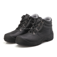 "Hombres zapato de seguridad ejecutiva/acero puntera zapatos de seguridad anti estática/hombres 6 ""thinsulate 100% impermeable safety boots"