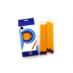 hb yellow pencil