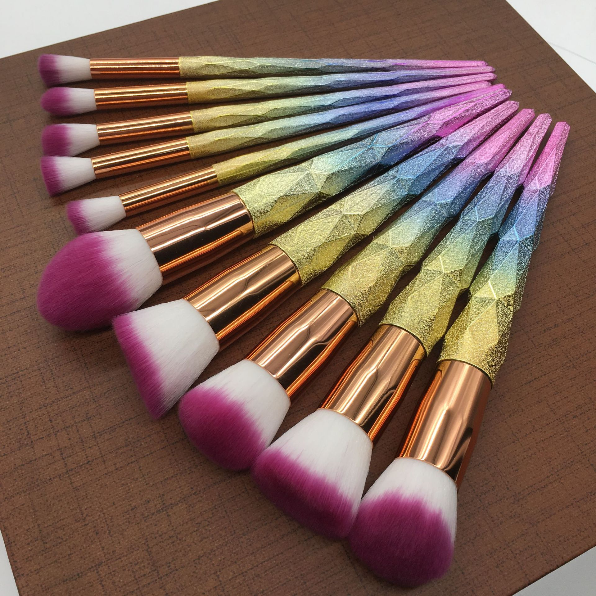 Special Offer! Rainbow Brush Kits