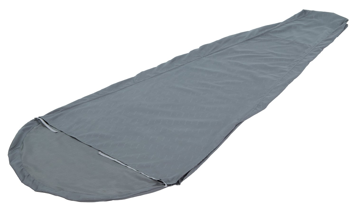 Sleeping Bag Liner Mummy Style By Highlander 100/% Polycotton With Stuff Sack