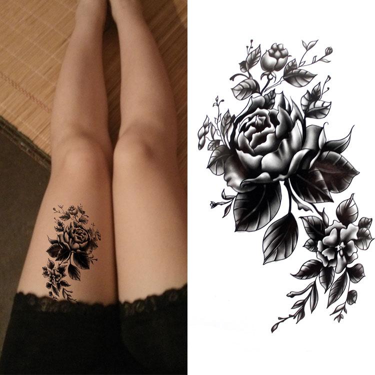 Tatuaże Zmywalne Tatuaż