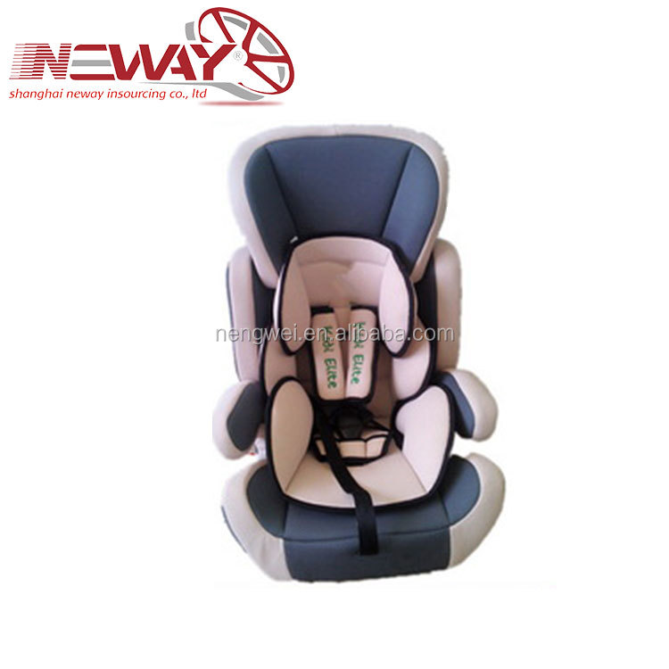 Cheap type safety baby car seat without plastic