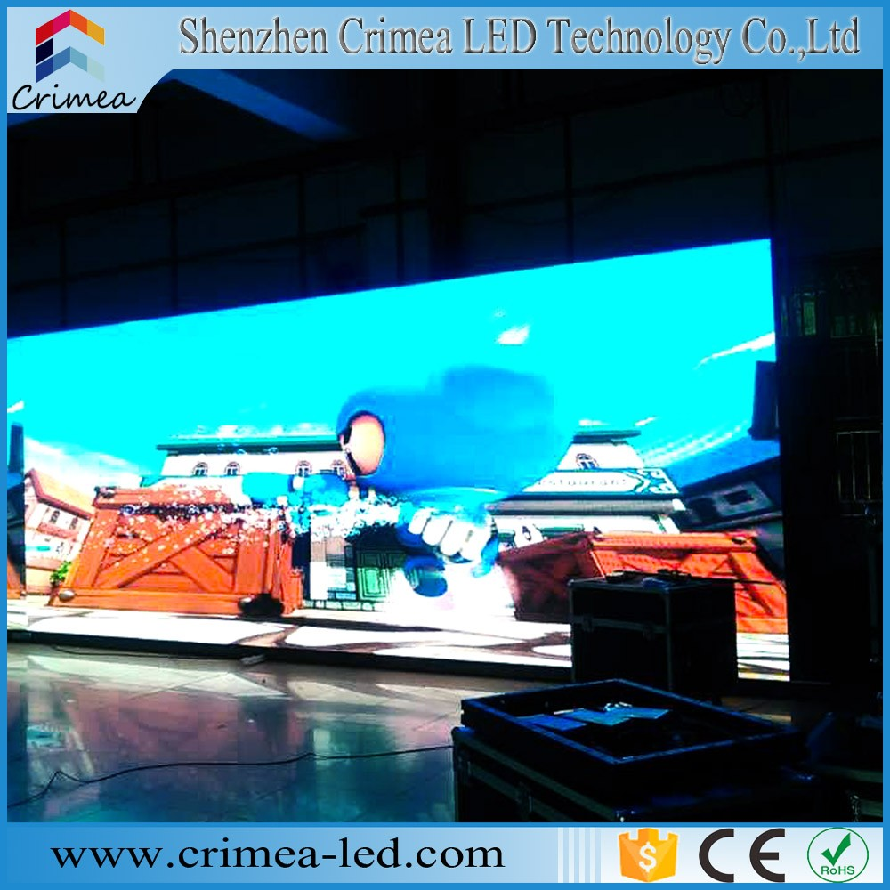 Full color sexy movies video P4 full color outdoor electronic advertising led display screen