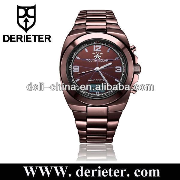 ww77men_men ceramic radio controlled watch dcf77, msf, jjy and wwvb