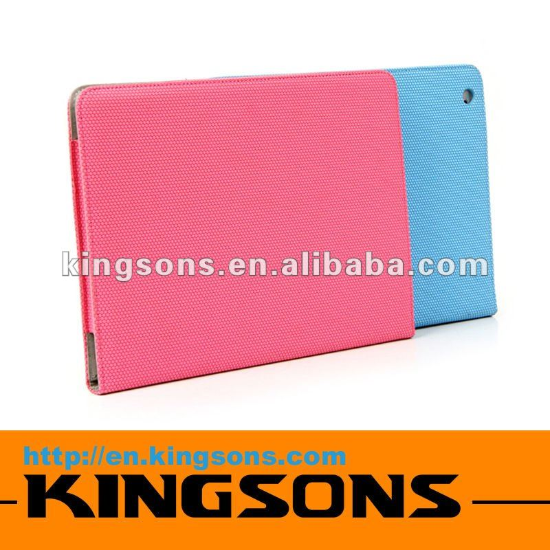 Hot! colorful leather 10.1 tablet case 2012 newest designer case for Ipad