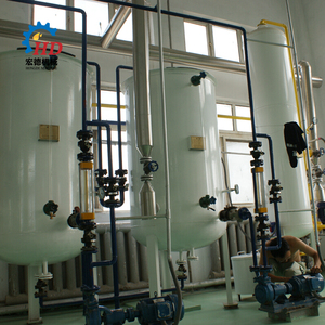 high quality edible vegetable oil refine processing machine for sale