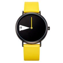 SINOBI SK женские брендовые кварцевые наручные часы женские часы модные креативные красные кожаные повседневные модные часы женские Relojes часы(China)