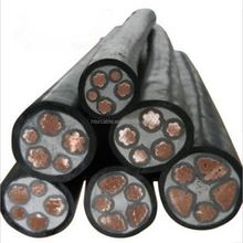 Underground armored cable/ power cable